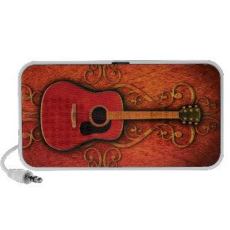 Country Guitar speaker