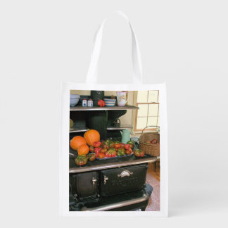 Country Harvest Reusable Market Bag Grocery Bags