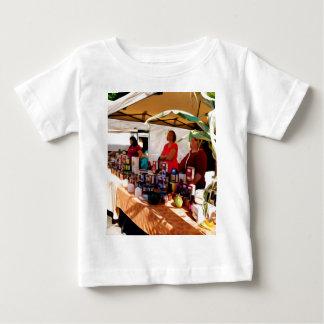 Country Herbs at Garlic Festival Baby T-Shirt