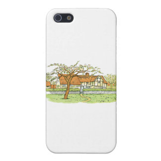 Country Home Case For iPhone SE/5/5s