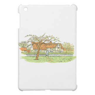 Country Home Case For The iPad Mini