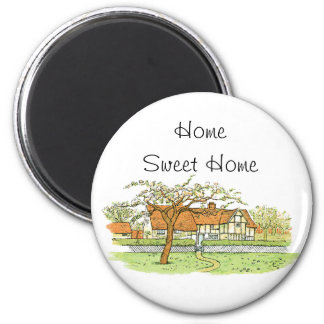 Country Home Magnet