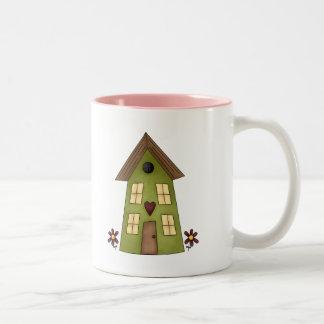 Country Home Coffee Mugs