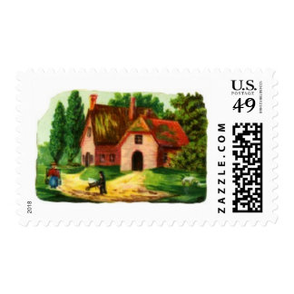 Country Home Postage