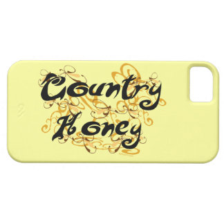 Country Honey iPhone 5 Case