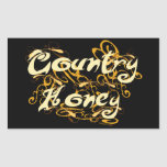 Country Honey Stickers