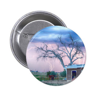 Country Horses Riders On The Storm Pin