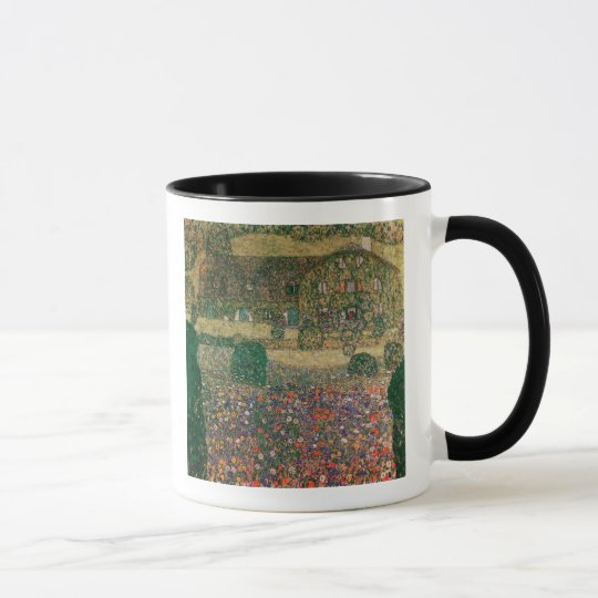 Country House by the Attersee, c.1914 Mug