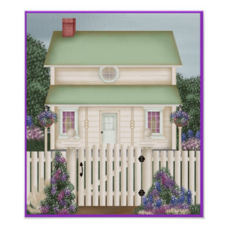 Country House Print