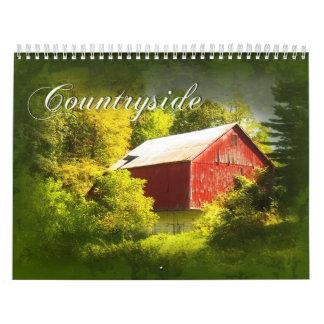 Country Images Calender Calendar