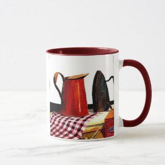 country Iron Mug