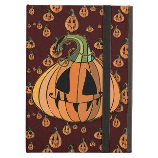 Country Jack-o-lantern Pumpkin iPad Air Cases
