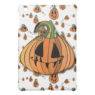 Country Jack-o-lantern Pumpkin iPad Mini Cover