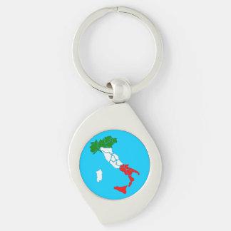 Country key chain.. keychain