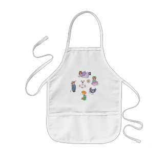 country kids apron