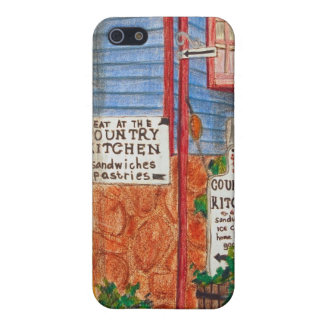 Country Kitchen bag iPhone 5 Case