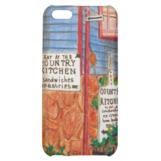 Country Kitchen bag Case For iPhone 5C