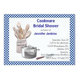 Country Kitchen Bridal Shower Invitation