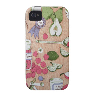 Country Kitchen Case-Mate iPhone 4 Case