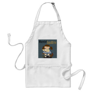 Country Kitchen Mornin Sunshine Girl Apron