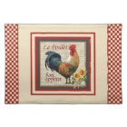 Country Kitchen-Rooster Placemat