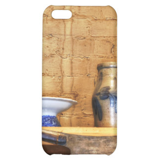 Country Kitchen Shelf iPhone 5C Cases
