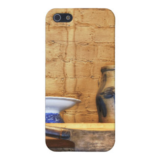 Country Kitchen Shelf Cover For iPhone 5
