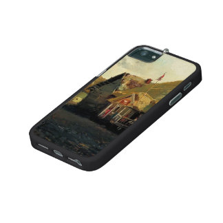 Country Landscape by Guy Rose iPhone 5 Cover