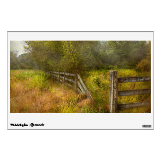 Country - Landscape - Lazy meadows Wall Decal