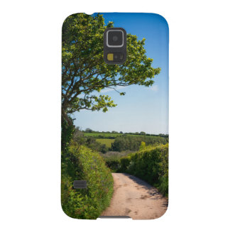 Country lane in galaxy s5 case