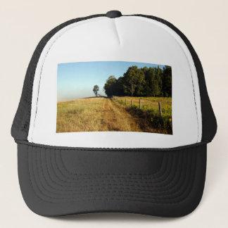 Country Lane, St Joseph Island Canada Trucker Hat