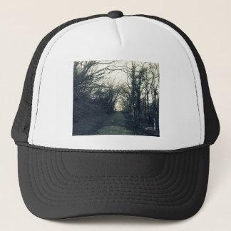 Country lane trucker hat