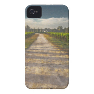 Country Lane Tuscany Itl4015 iPhone 4 Case-Mate Cases