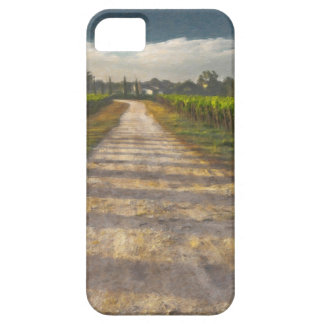 Country Lane Tuscany Itl4015 iPhone 5 Cases