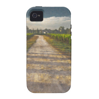 Country Lane Tuscany Itl4015 Vibe iPhone 4 Case