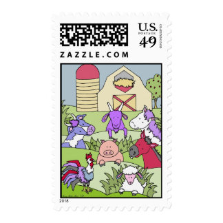 Country Life 15 Stamp