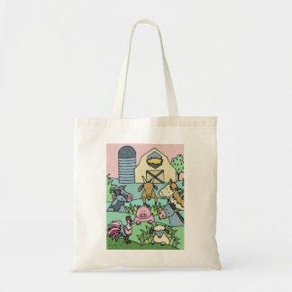 Country Life 17 Tote Bag