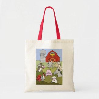 Country Life 6 Tote Bag