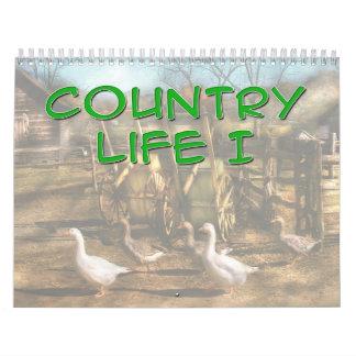 Country Life I Calendar