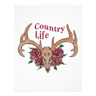 Country Life Letterhead