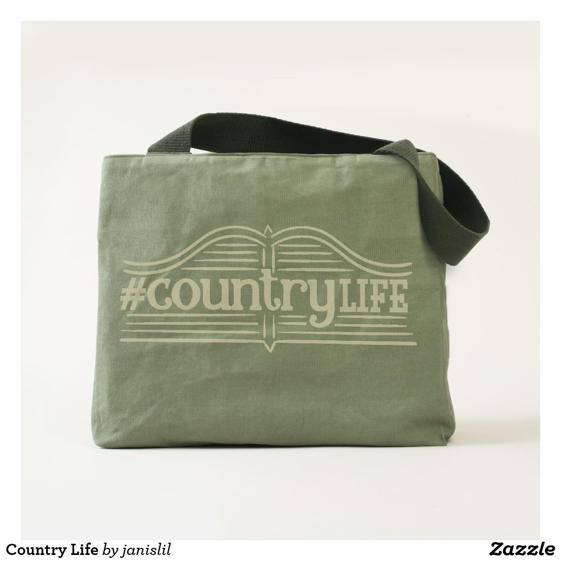 Country Life Tote