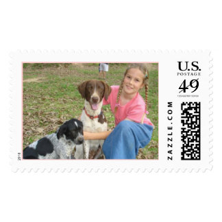 Country Livin' Postage Stamps