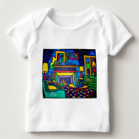 Country Living by Piliero Baby T-Shirt