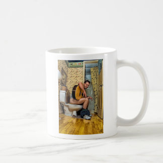 Country Living Classic White Coffee Mug