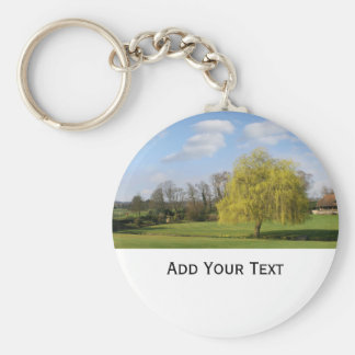 Country Living Meadow Keychain