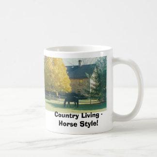 Country Living - mug