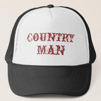 country man trucker hat