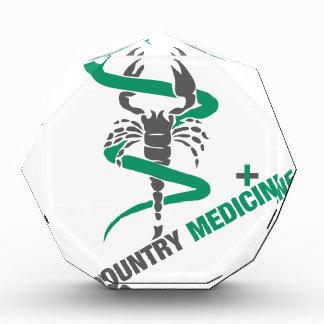 Country Medicine - Snake / Scorpion Award