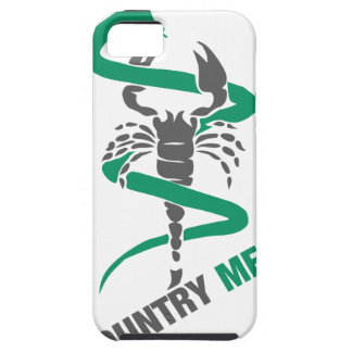 Country Medicine - Snake / Scorpion iPhone SE/5/5s Case