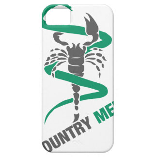 Country Medicine - Snake / Scorpion iPhone SE/5/5s Case